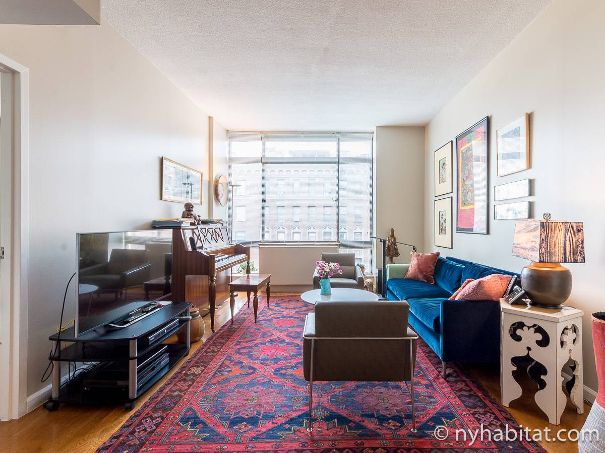 New York - 2 Bedroom apartment - Apartment reference NY-17632