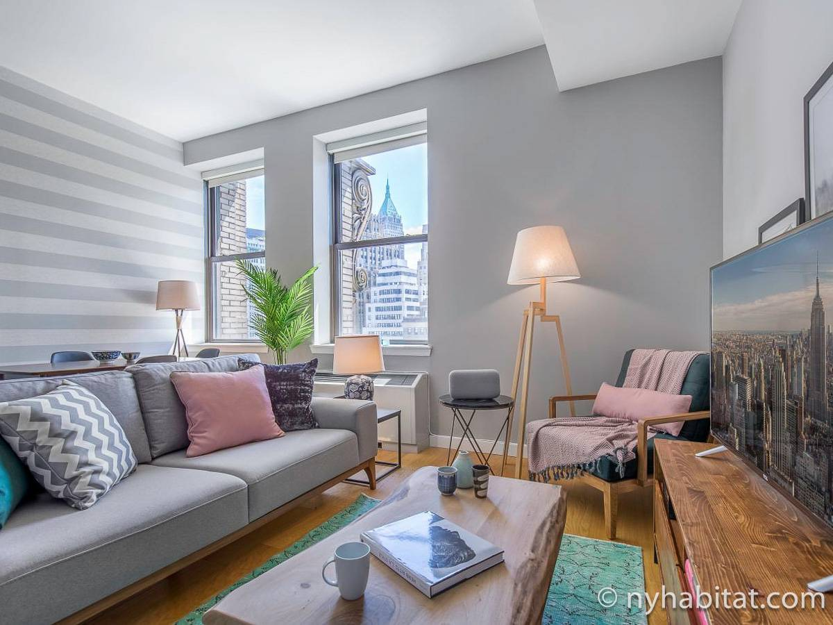 New York - 1 Bedroom apartment - Apartment reference NY-17634