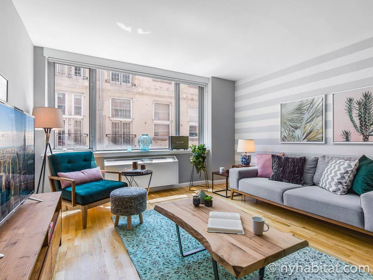 New York - 1 Bedroom apartment - Apartment reference NY-17636