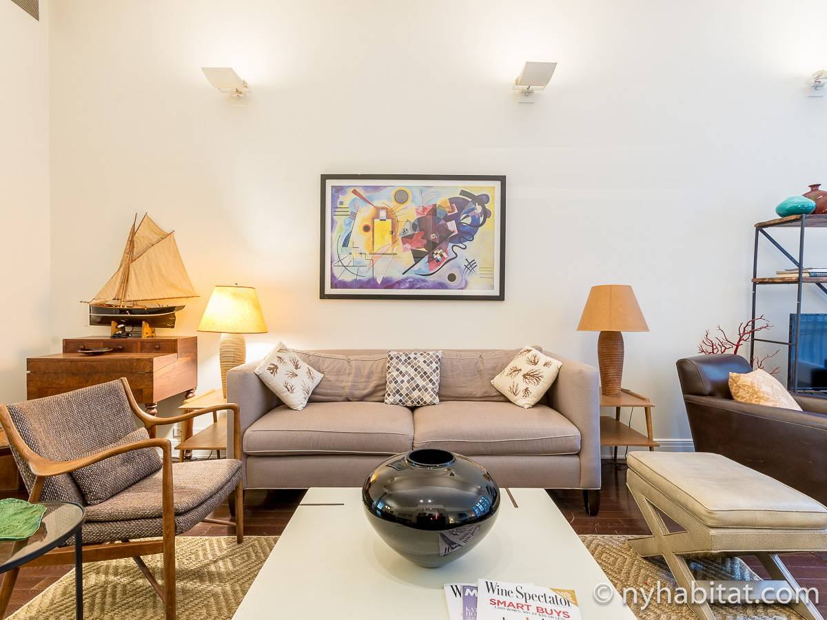 New York - 4 Bedroom accommodation - Apartment reference NY-17637