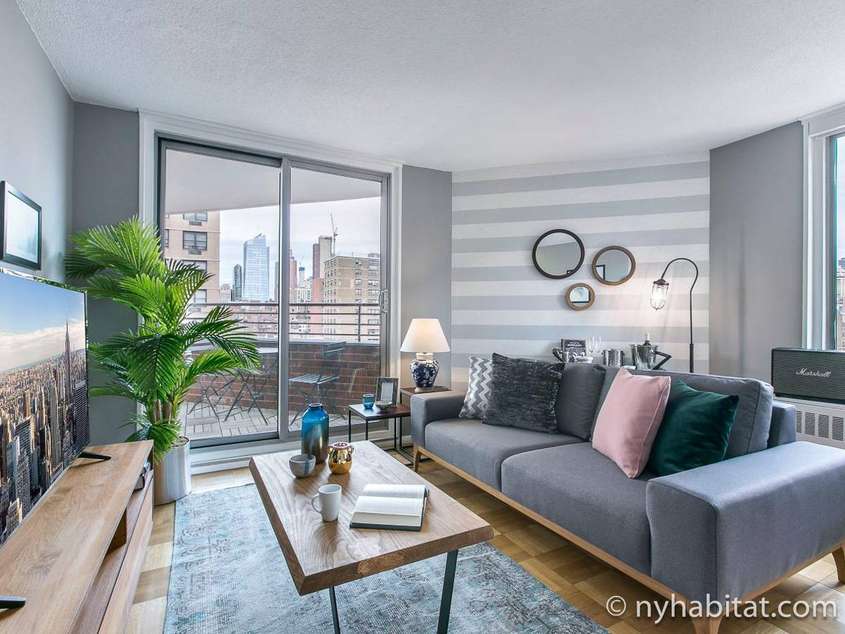 New York - 1 Bedroom apartment - Apartment reference NY-17640