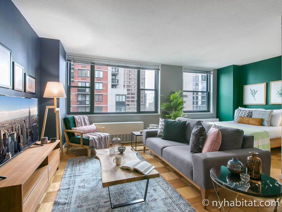New York - Studio T1 logement location appartement - Appartement référence NY-17642