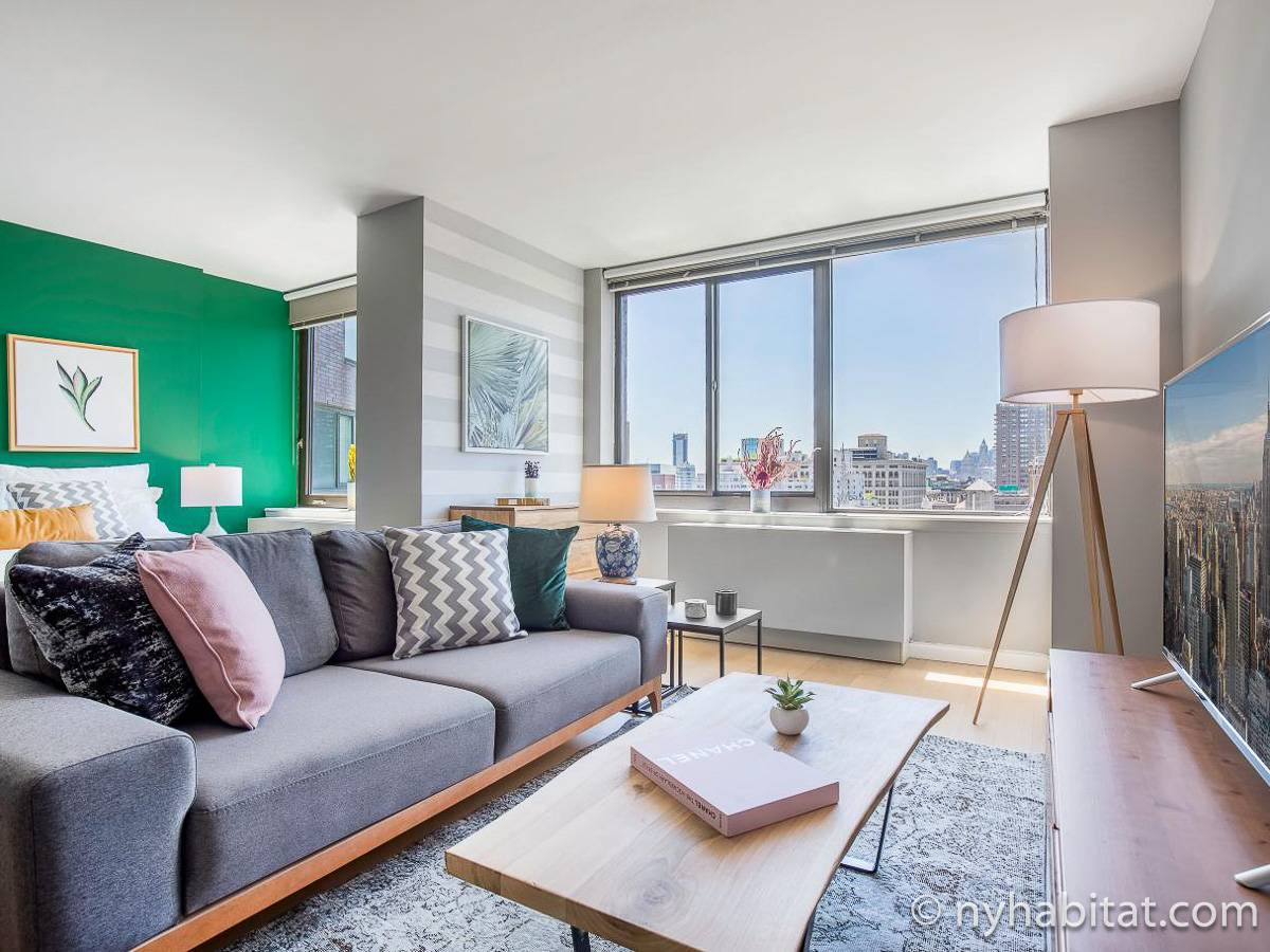 New York - Studio apartment - Apartment reference NY-17643