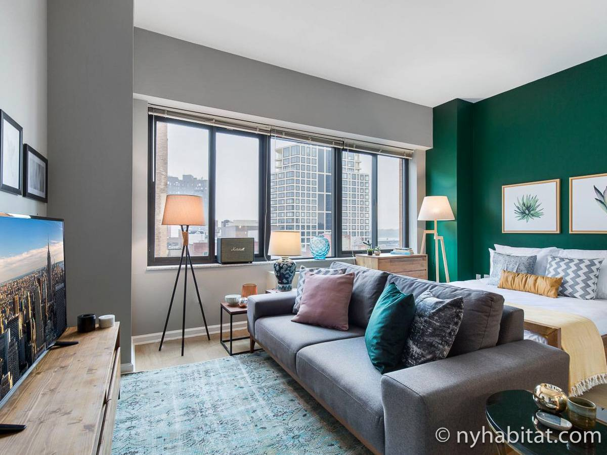 New York - Studio apartment - Apartment reference NY-17644
