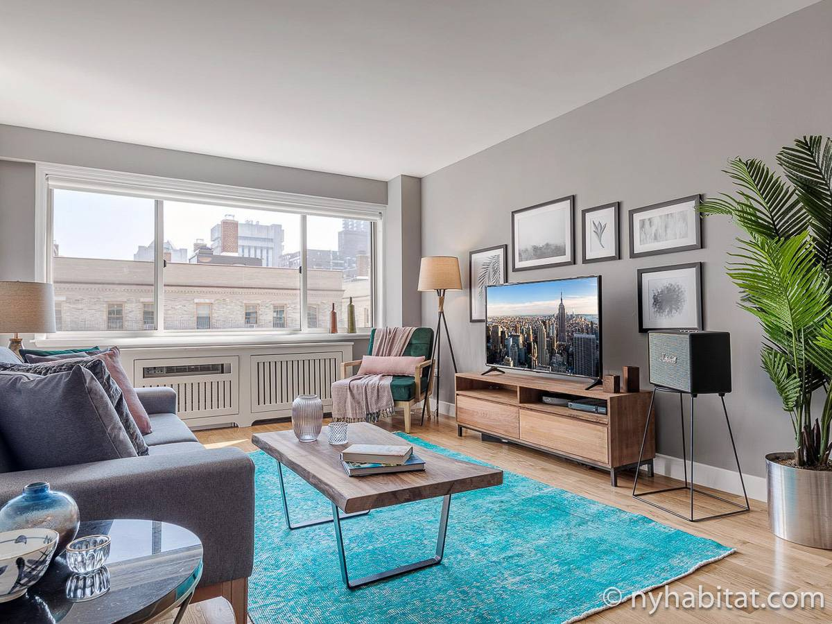 New York - T2 logement location appartement - Appartement référence NY-17651