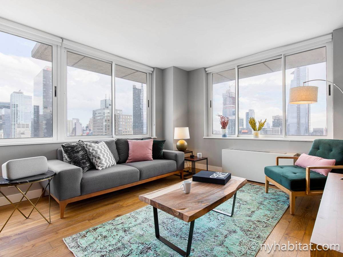 New York - 2 Bedroom apartment - Apartment reference NY-17652