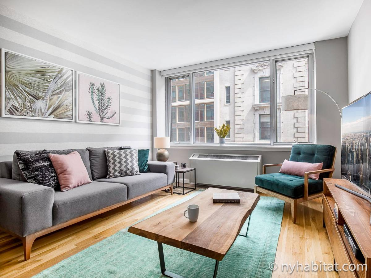 New York - 1 Bedroom apartment - Apartment reference NY-17653