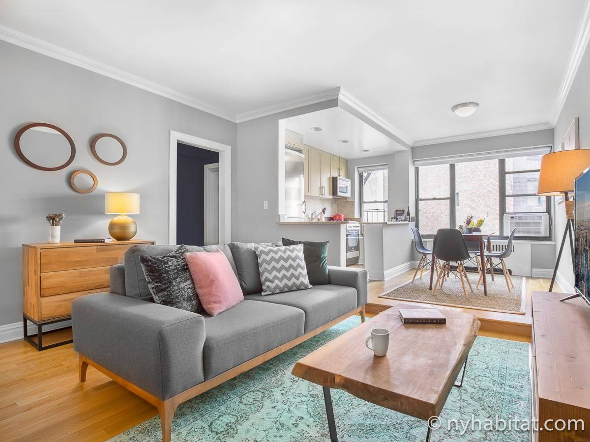 New York - Studio apartment - Apartment reference NY-17655