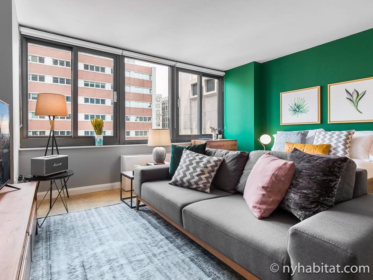 New York - Studio apartment - Apartment reference NY-17656