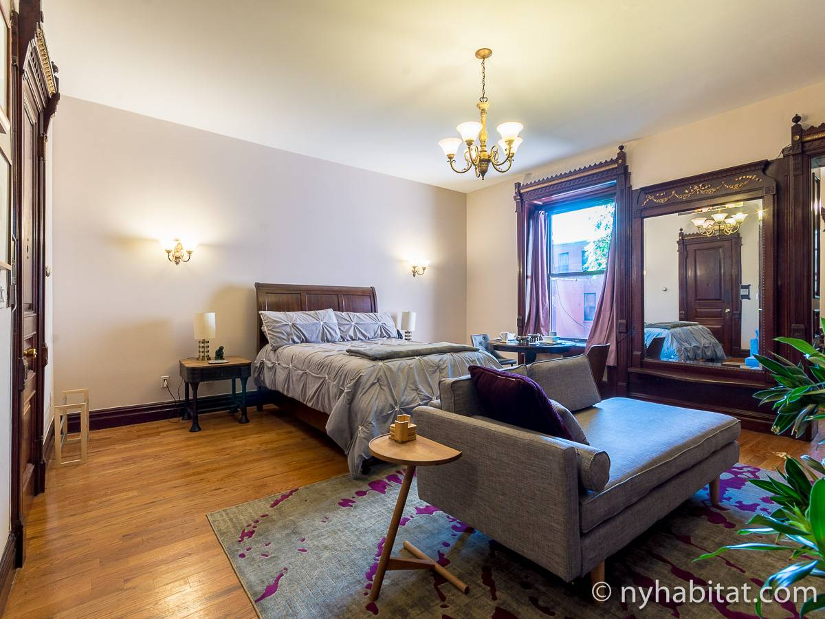New York - Alcove Studio accommodation - Apartment reference NY-17657