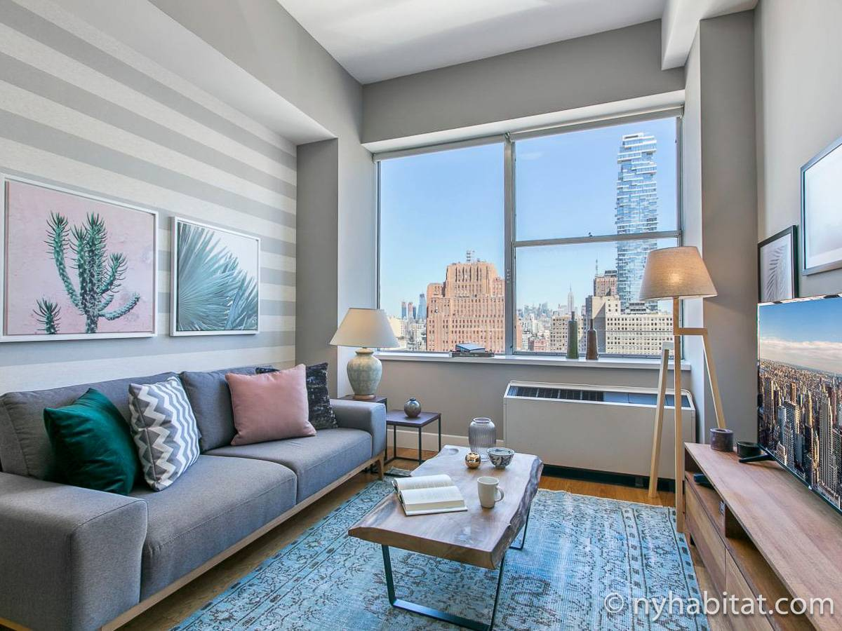 New York - 1 Bedroom apartment - Apartment reference NY-17660
