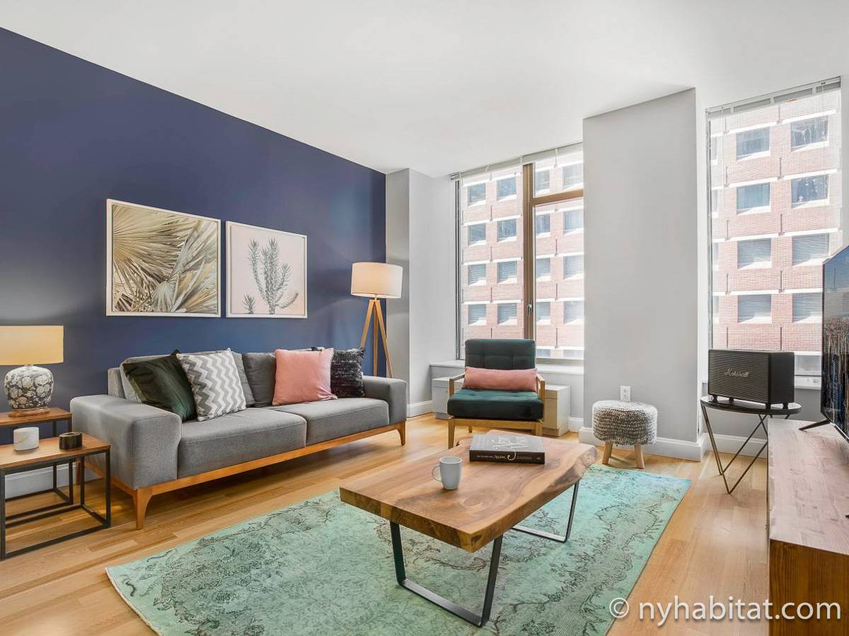 New York - 1 Bedroom apartment - Apartment reference NY-17661