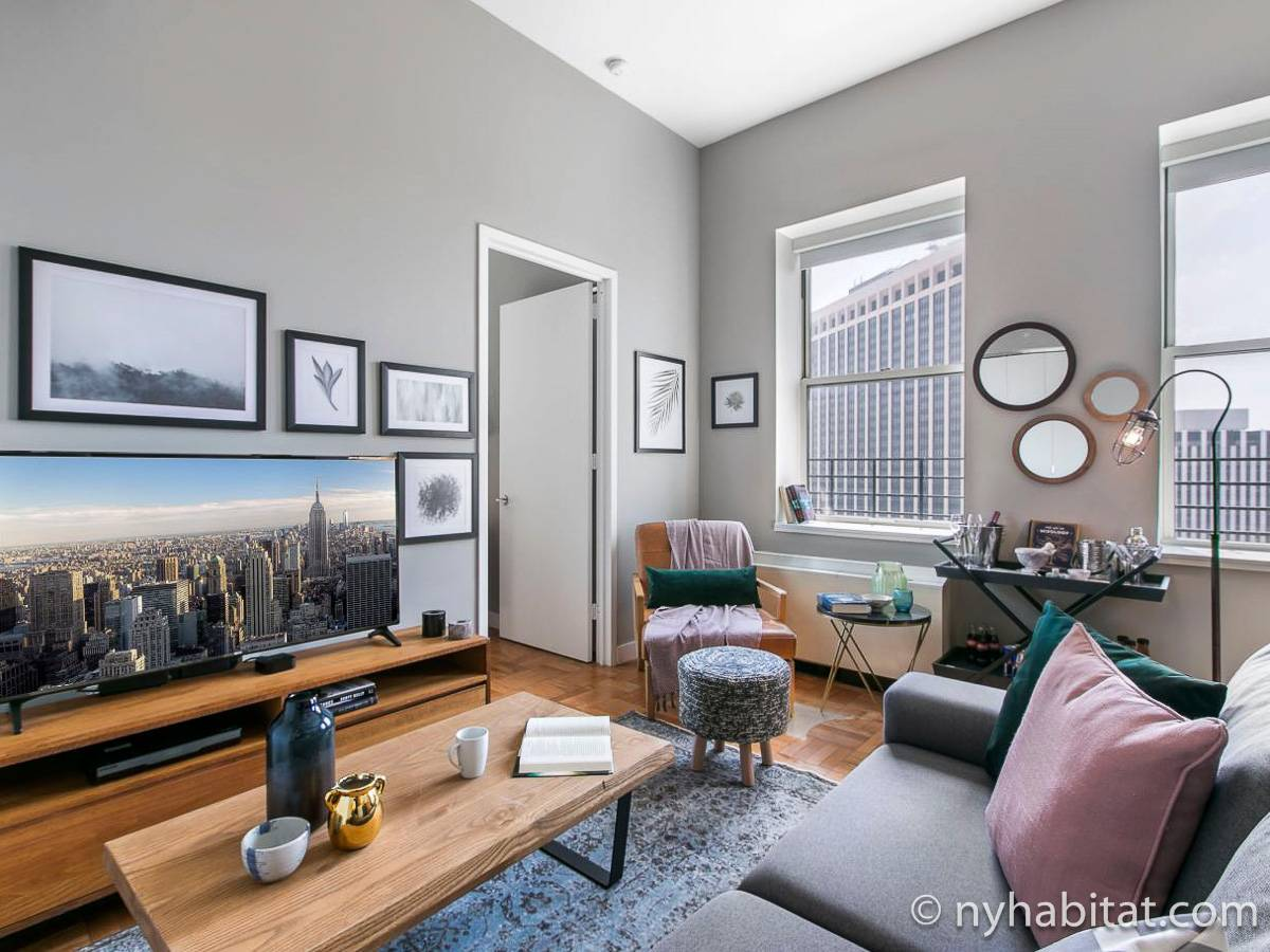 New York - 1 Bedroom apartment - Apartment reference NY-17662
