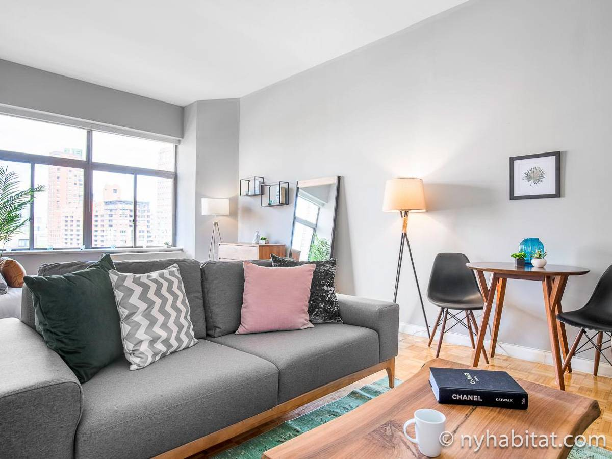 New York - Studio apartment - Apartment reference NY-17663