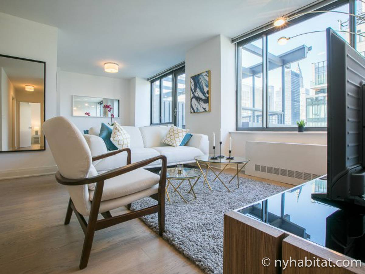 New York - 2 Bedroom apartment - Apartment reference NY-17664