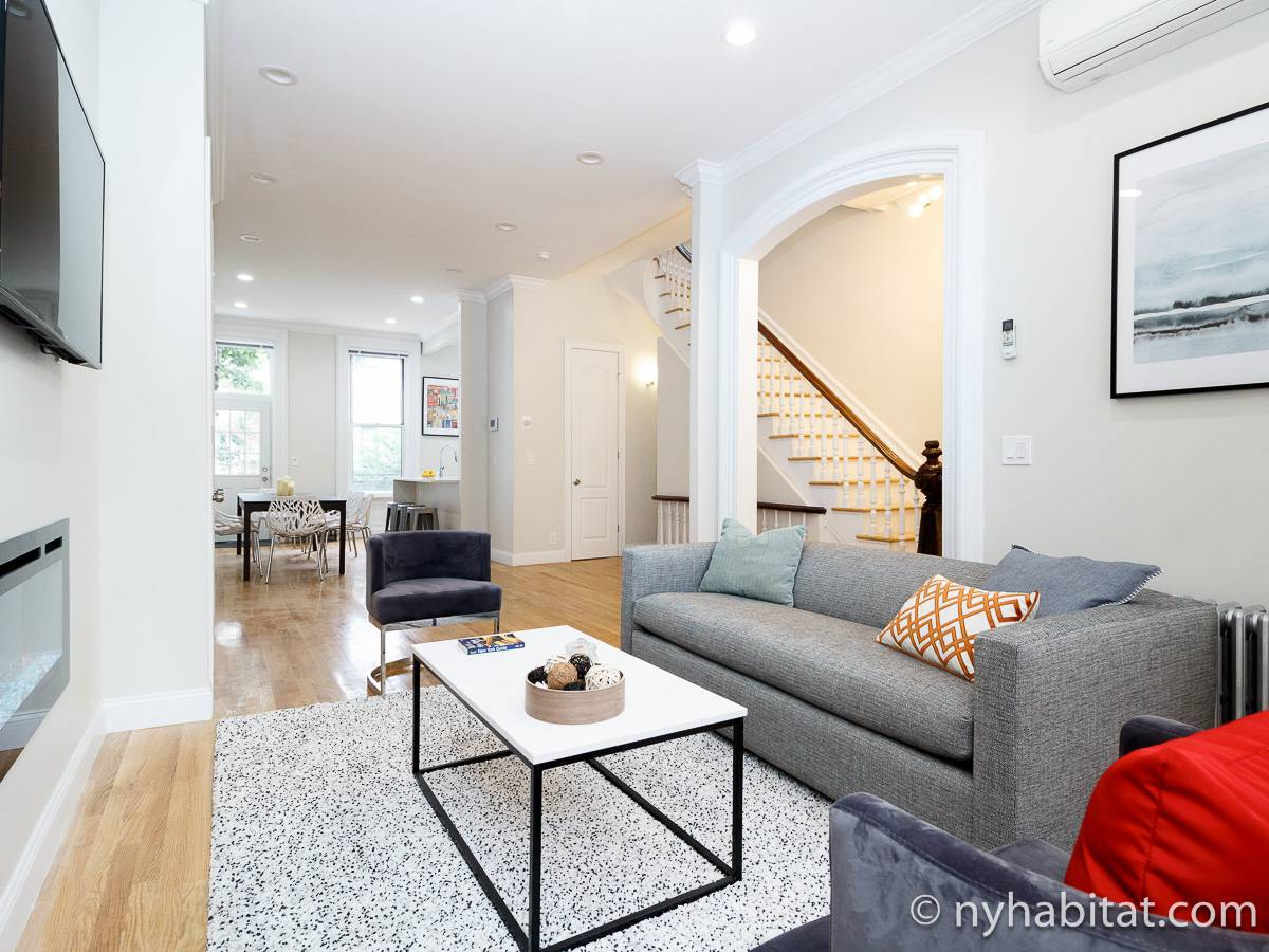 New York - 2 Bedroom accommodation - Apartment reference NY-17669