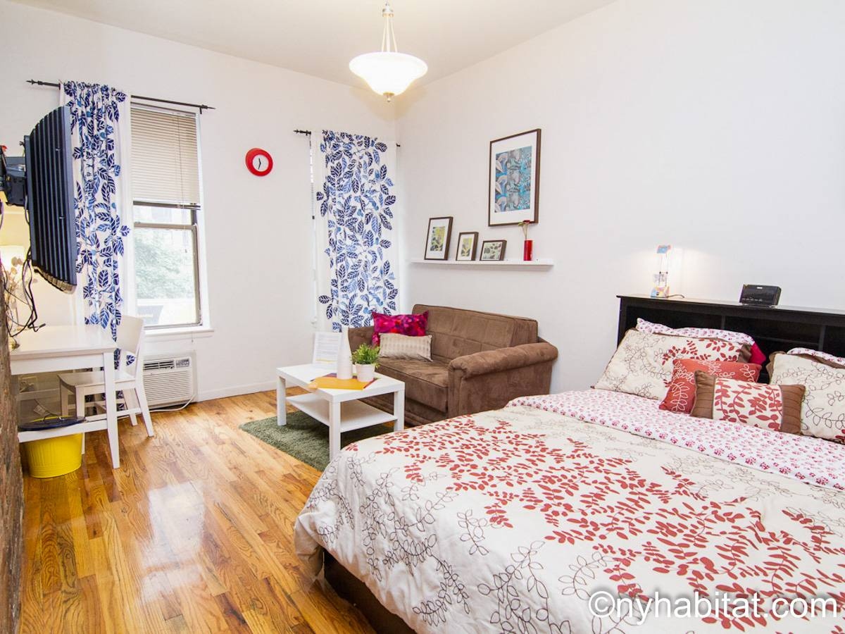 New York - Studio apartment - Apartment reference NY-17670