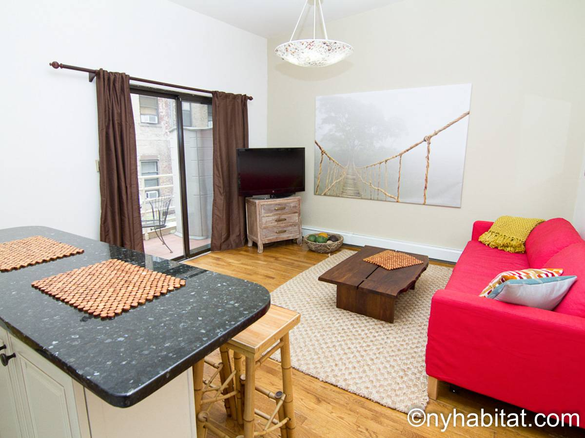 New York - 1 Bedroom apartment - Apartment reference NY-17673
