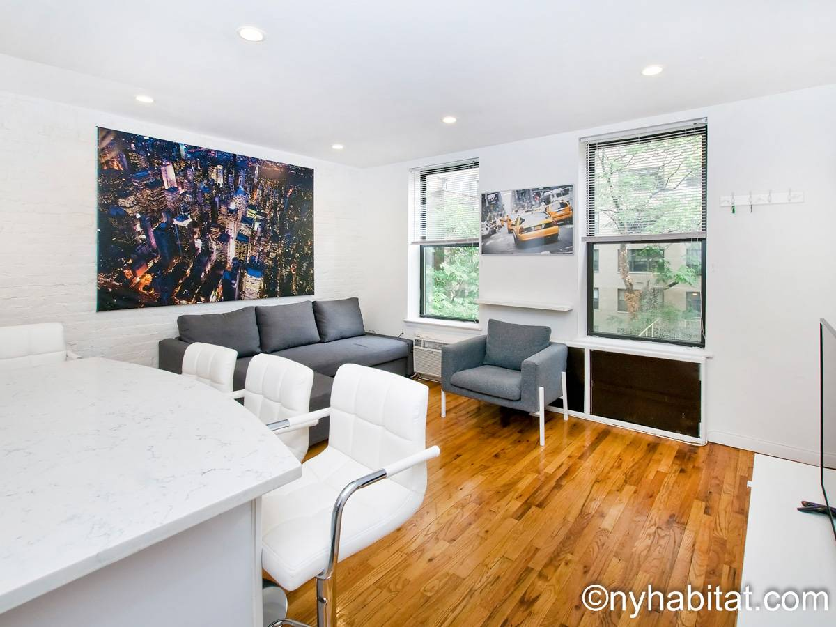 New York - 1 Bedroom apartment - Apartment reference NY-17675