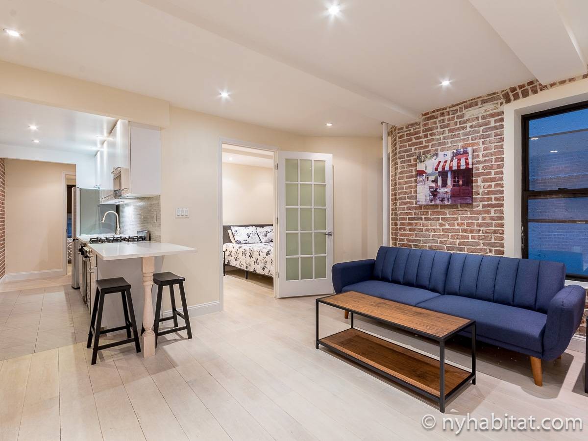 New York - 3 Bedroom apartment - Apartment reference NY-17682