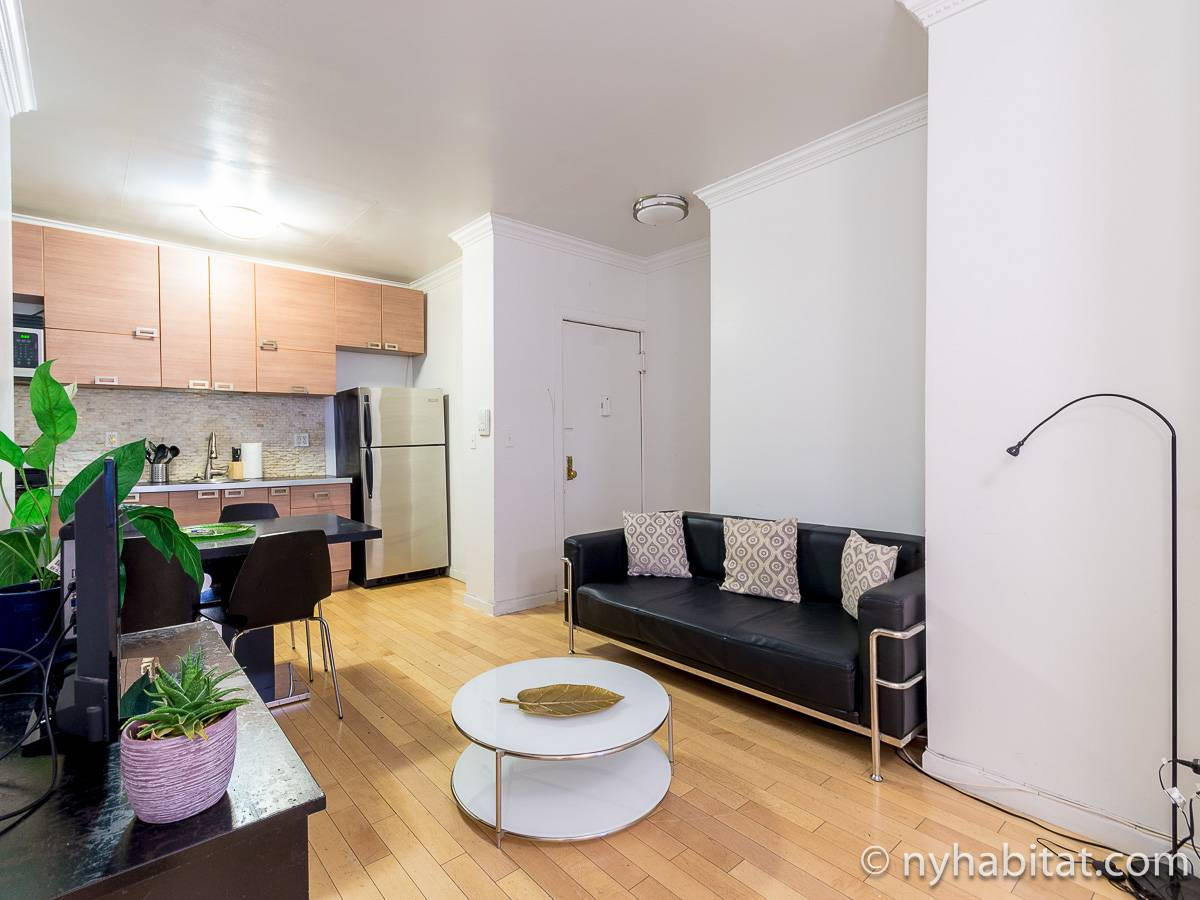 New York - 3 Bedroom apartment - Apartment reference NY-17684