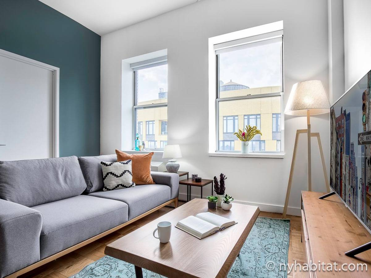 New York - 1 Bedroom apartment - Apartment reference NY-17696