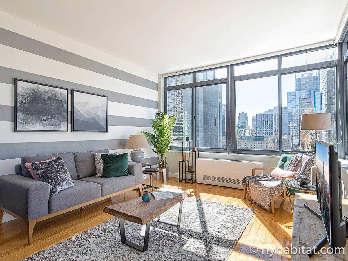 New York - 1 Bedroom apartment - Apartment reference NY-17697