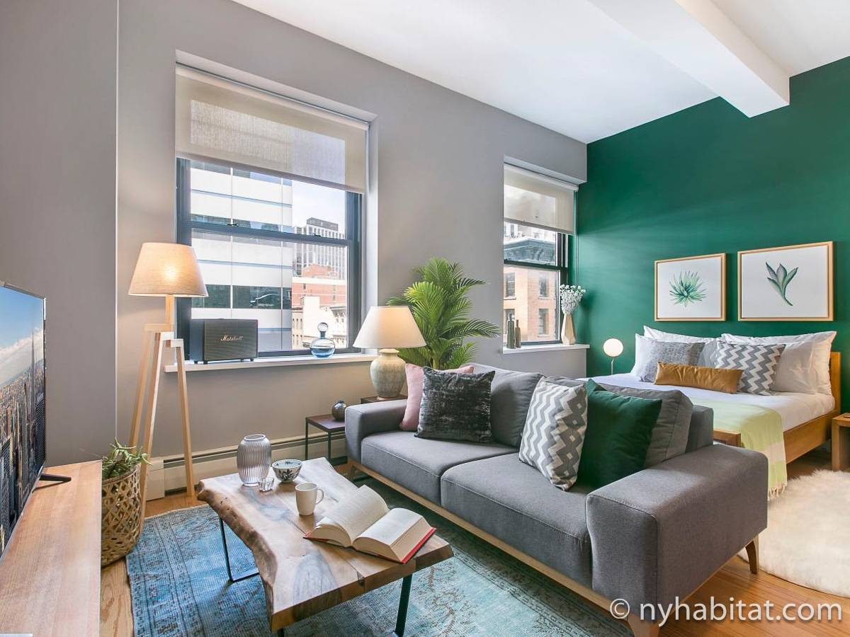 New York - Studio T1 logement location appartement - Appartement référence NY-17700