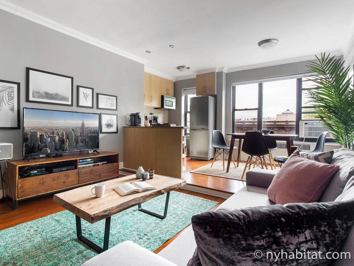 New York - Studio apartment - Apartment reference NY-17701