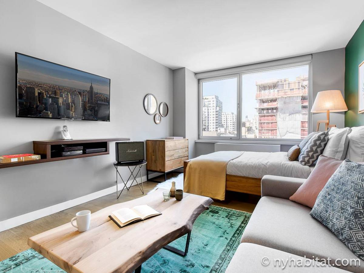 New York - Studio apartment - Apartment reference NY-17704