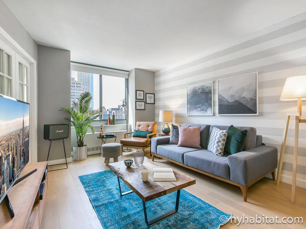 New York - 2 Bedroom apartment - Apartment reference NY-17705