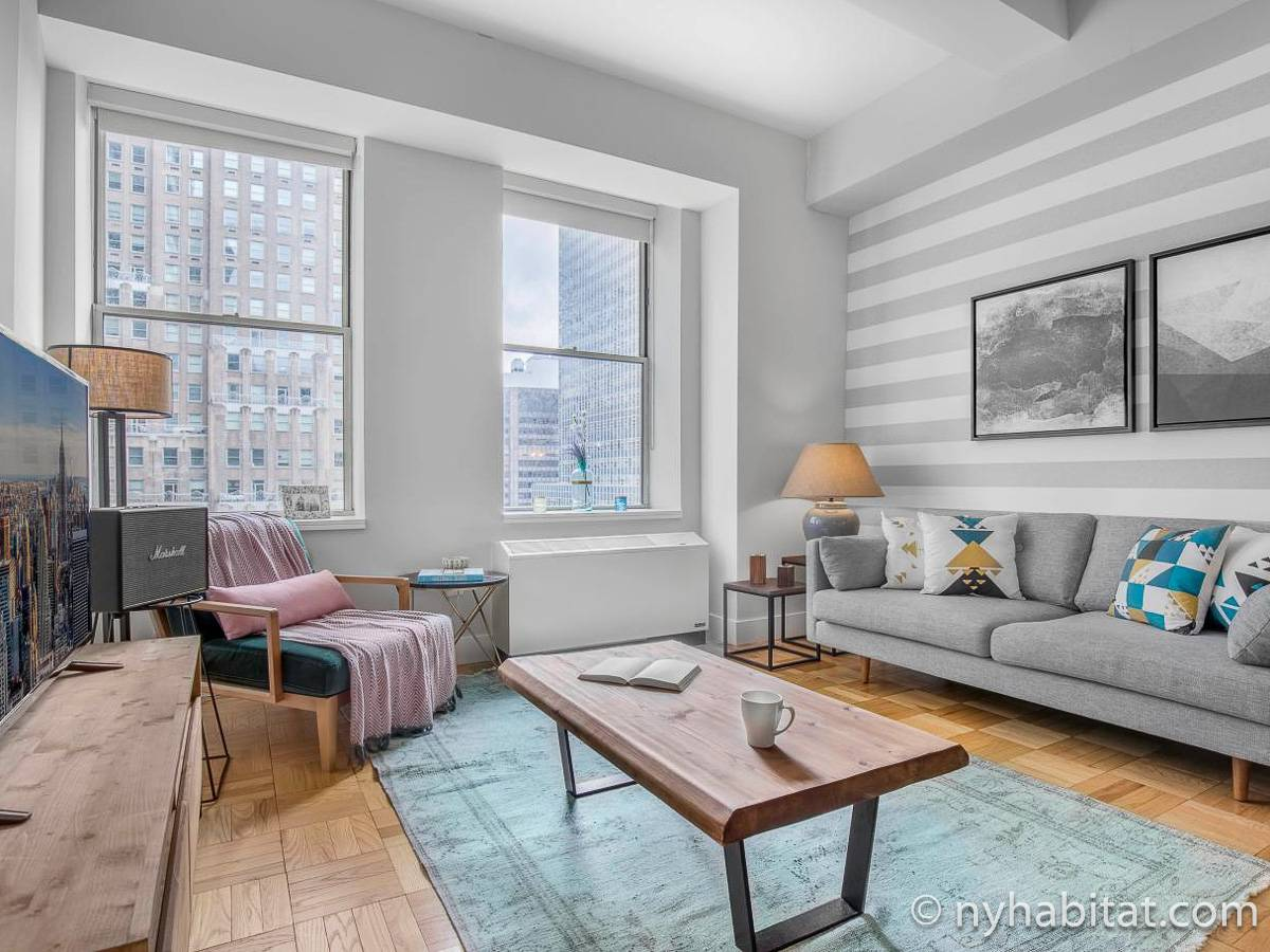 New York - 1 Bedroom apartment - Apartment reference NY-17706
