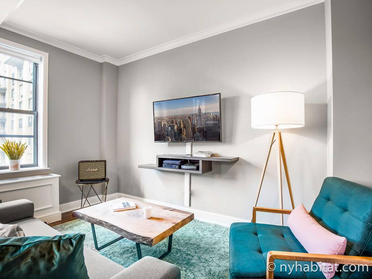 New York - 2 Bedroom apartment - Apartment reference NY-17707