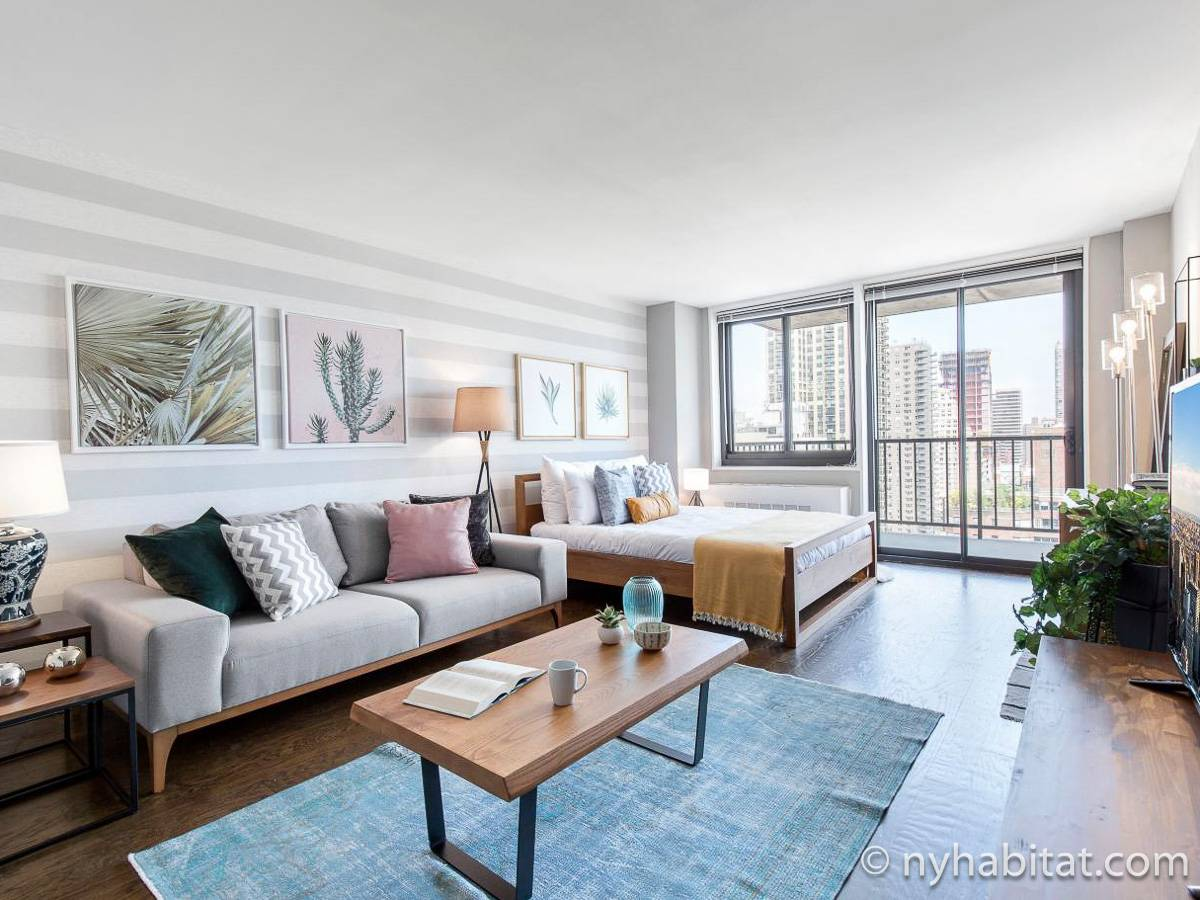 New York - Studio apartment - Apartment reference NY-17708