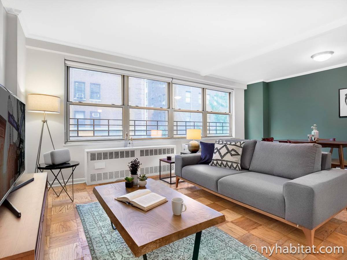 New York - 1 Bedroom apartment - Apartment reference NY-17709