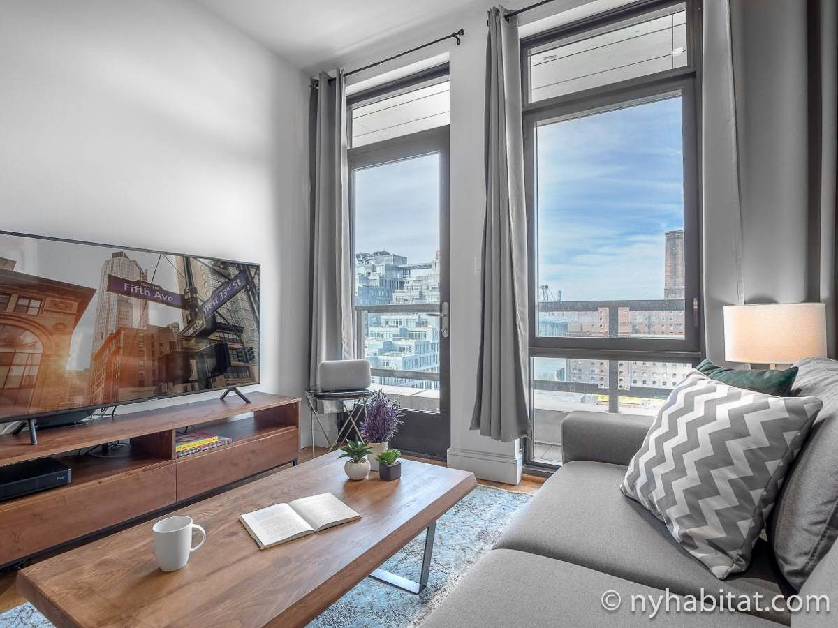 New York - 2 Bedroom apartment - Apartment reference NY-17713