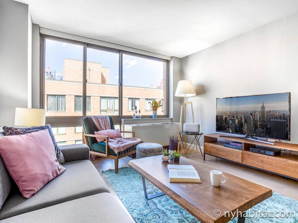 New York - 1 Bedroom apartment - Apartment reference NY-17718
