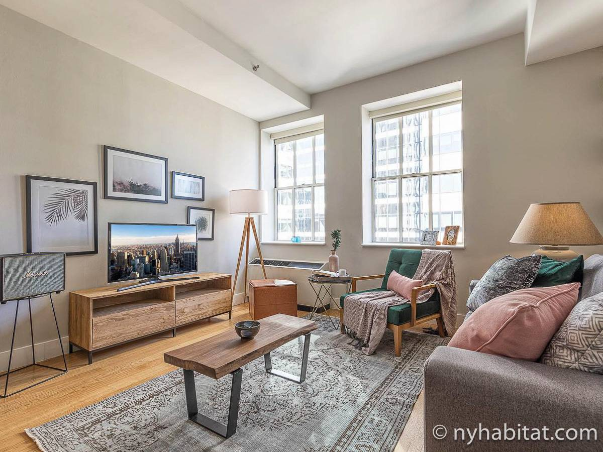 New York - 1 Bedroom apartment - Apartment reference NY-17719