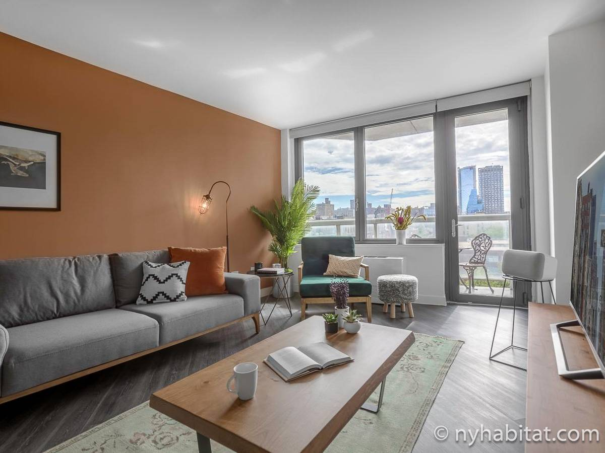 New York - 1 Bedroom apartment - Apartment reference NY-17720