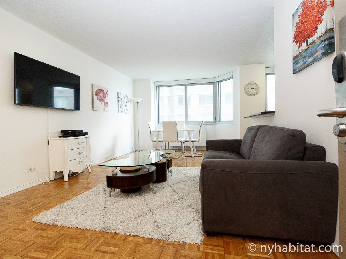 New York - 1 Bedroom apartment - Apartment reference NY-17721
