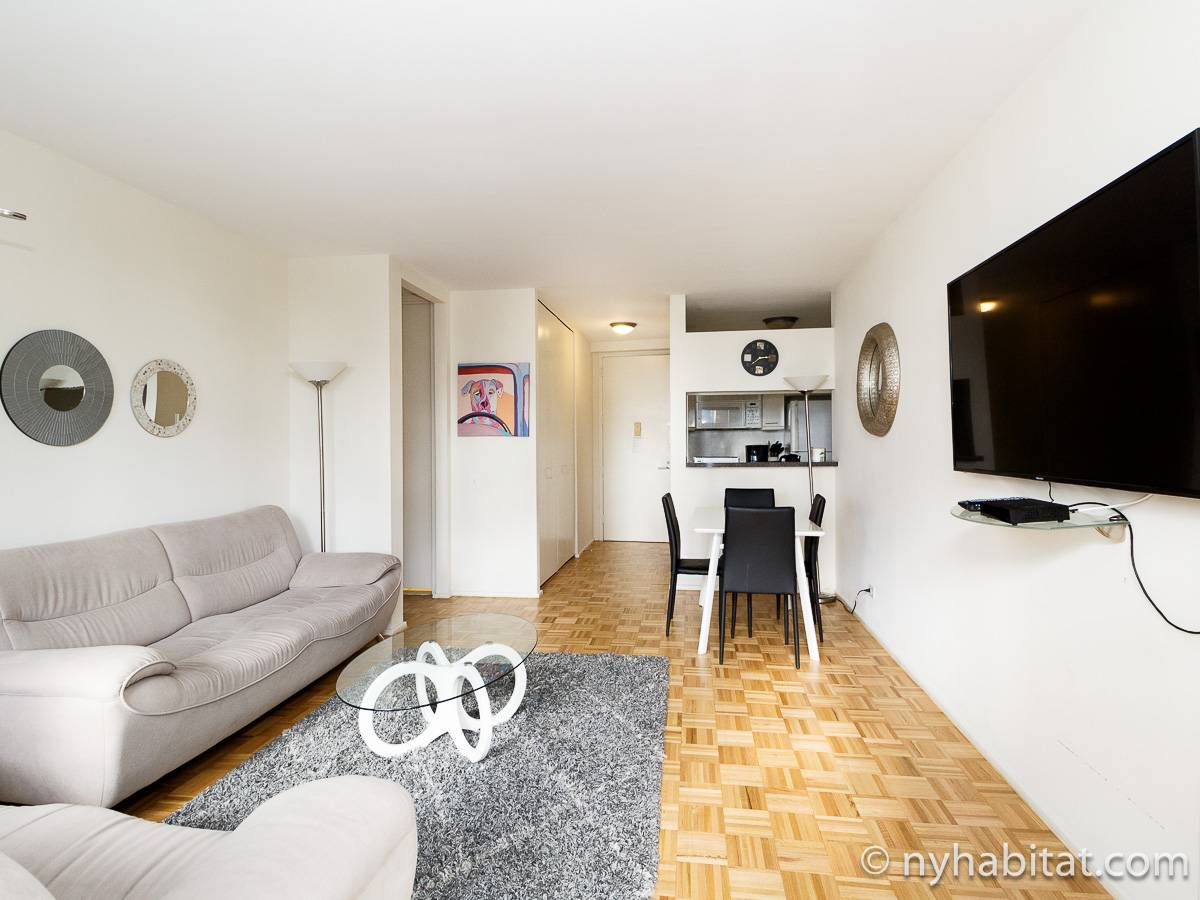 New York - 1 Bedroom apartment - Apartment reference NY-17722
