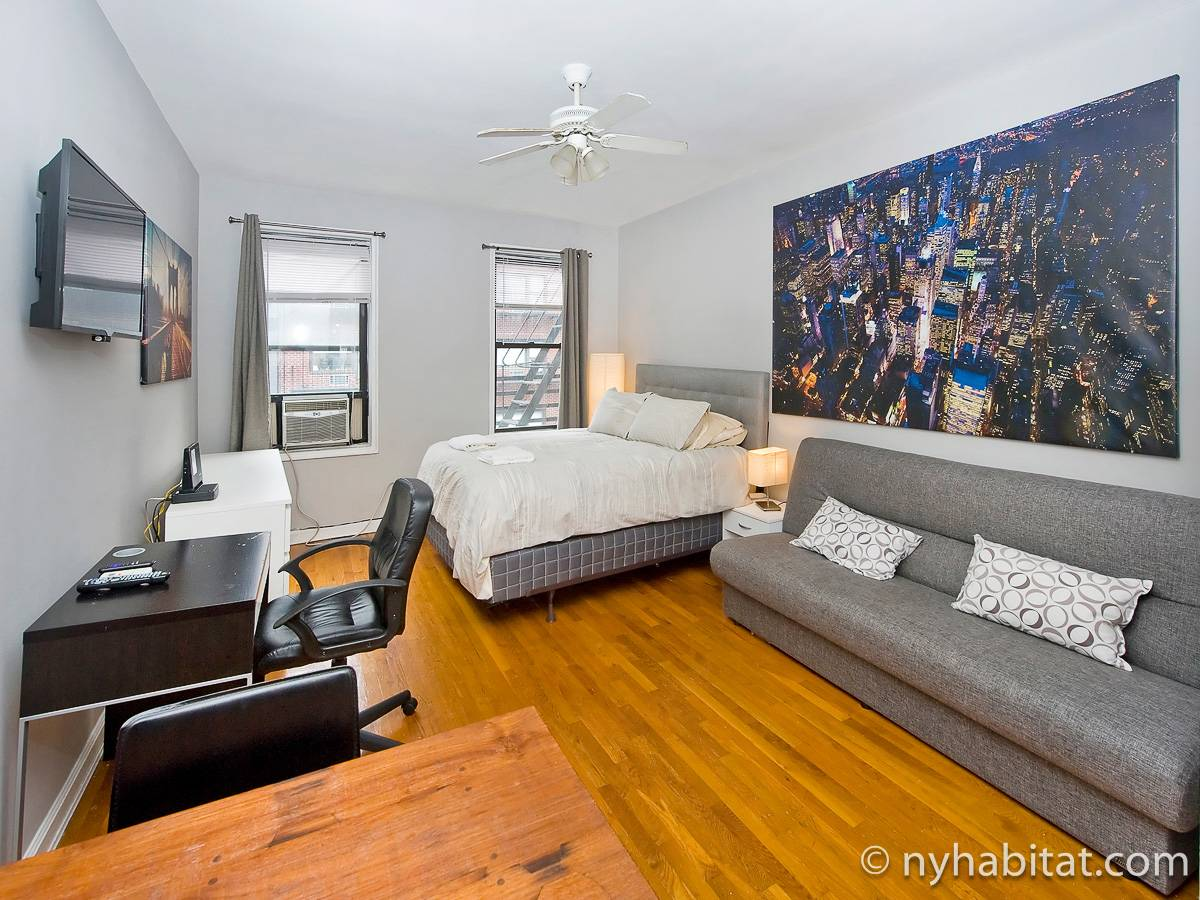 New York - Studio apartment - Apartment reference NY-17725