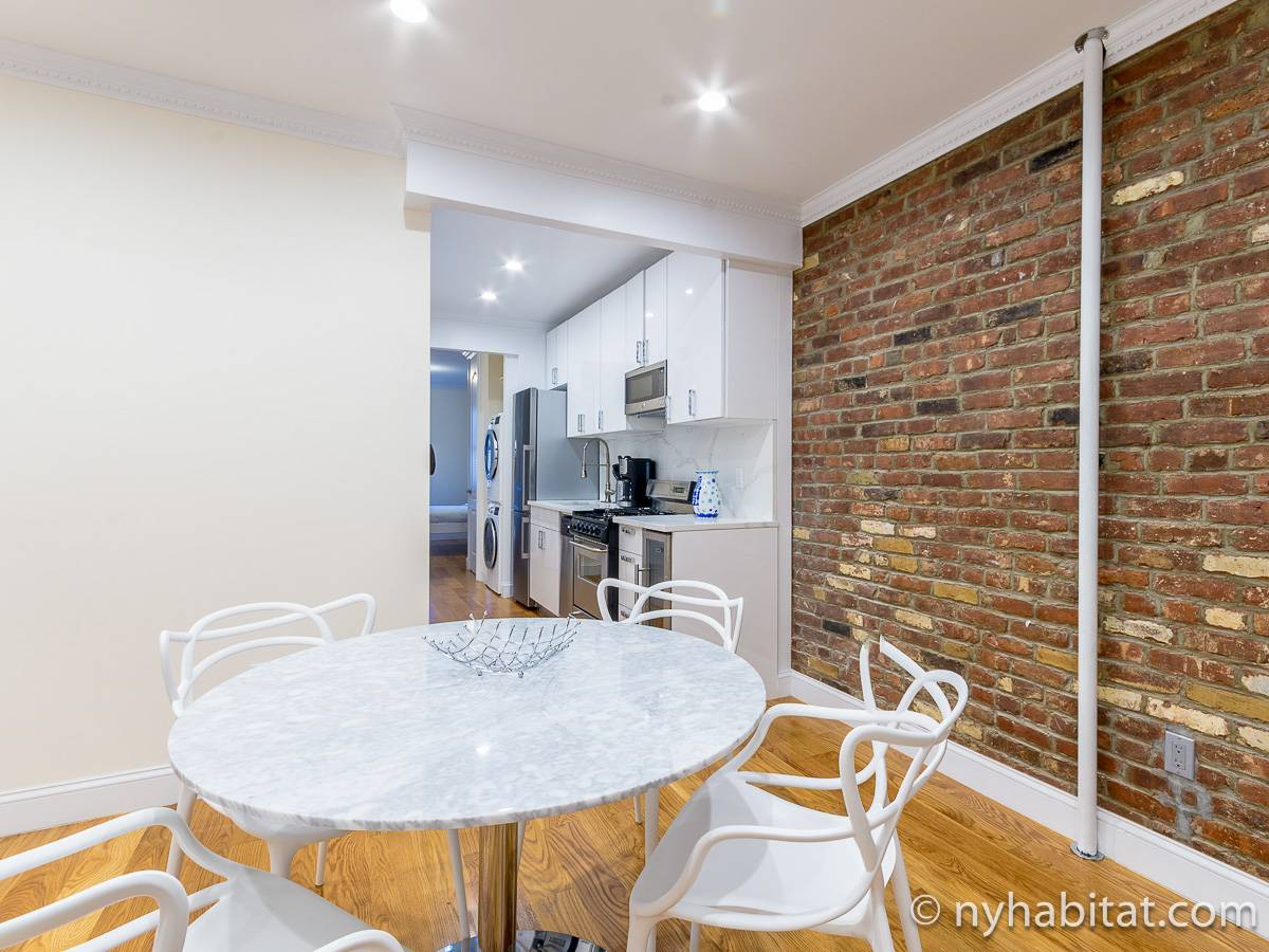 New York - 3 Bedroom apartment - Apartment reference NY-17727
