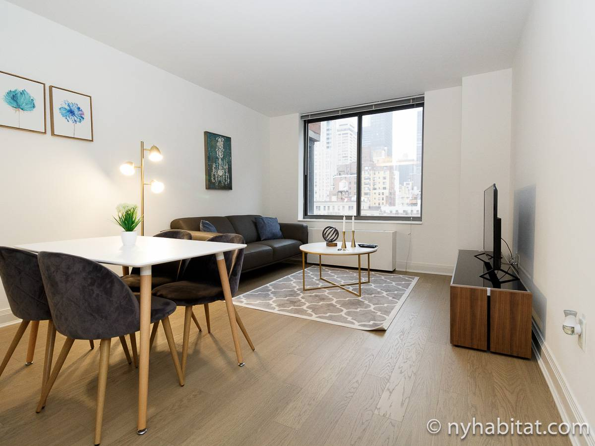 New York - 1 Bedroom apartment - Apartment reference NY-17731