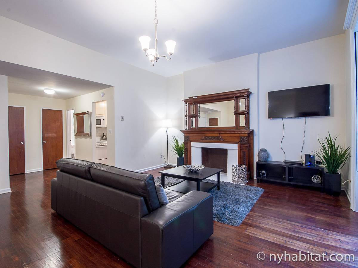 New York - 1 Bedroom apartment - Apartment reference NY-17734