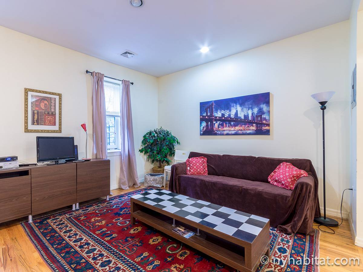 New York - 1 Bedroom apartment - Apartment reference NY-17735