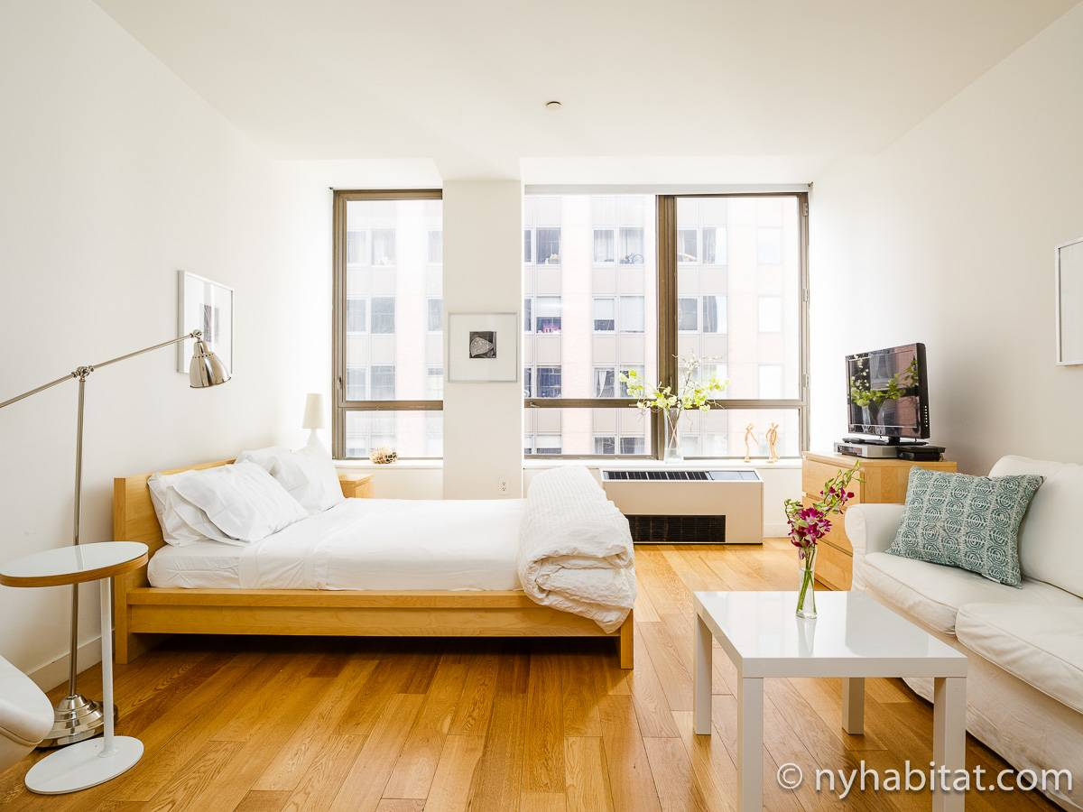 New York - Studio apartment - Apartment reference NY-17741