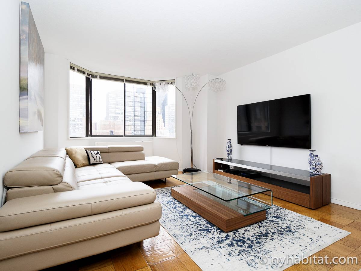 New York - 1 Bedroom apartment - Apartment reference NY-17744
