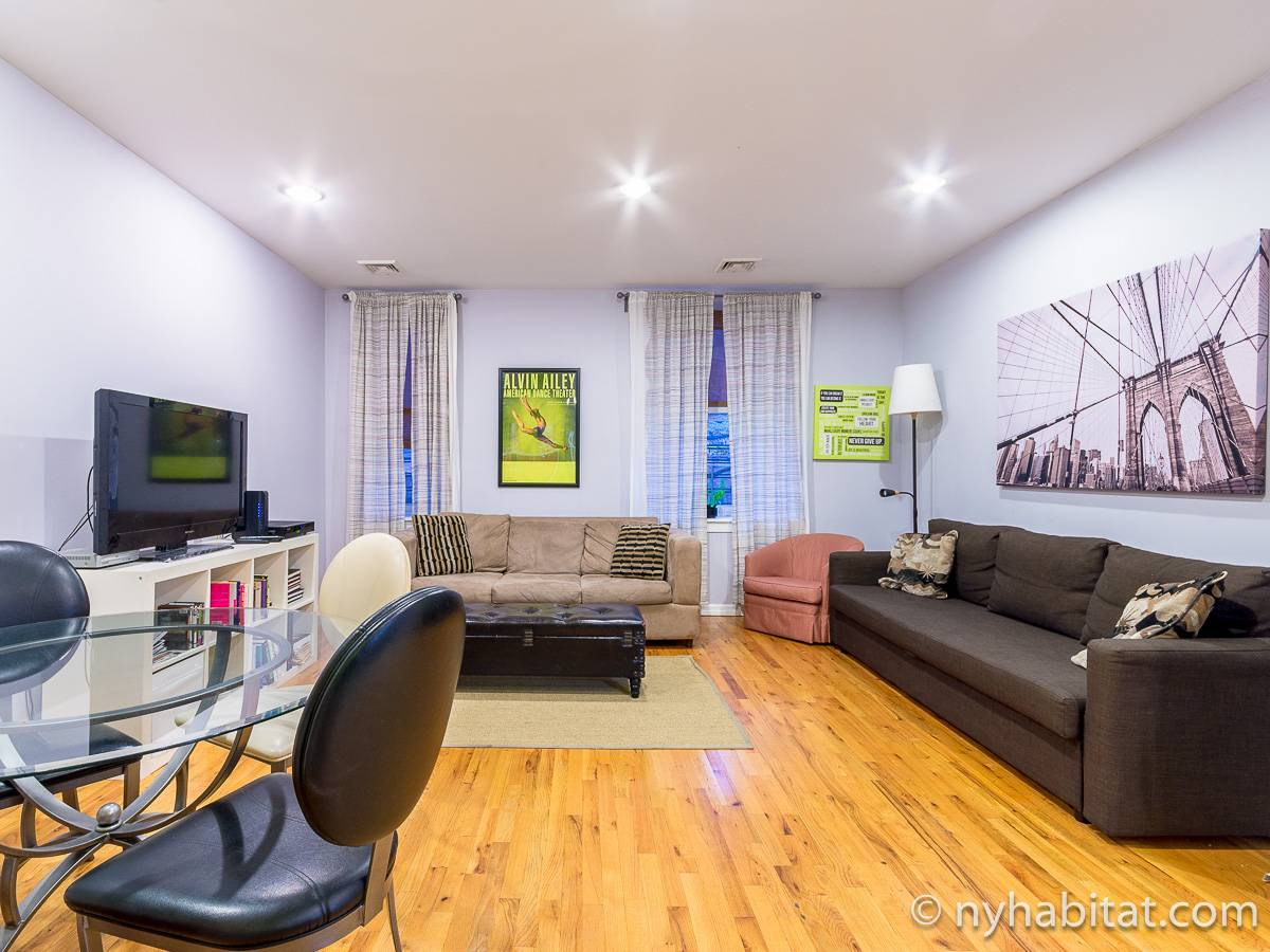 New York - 1 Bedroom apartment - Apartment reference NY-17745