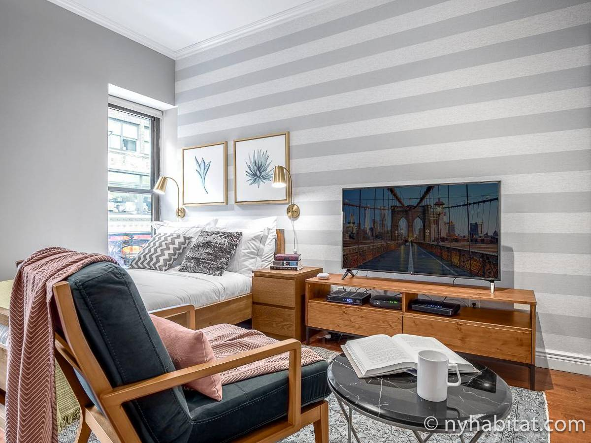 New York - Studio T1 logement location appartement - Appartement référence NY-17746